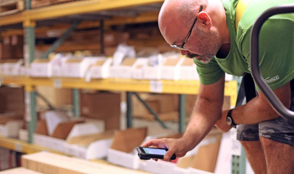 ProPack: Precision Scan and Track Warehouse Management System